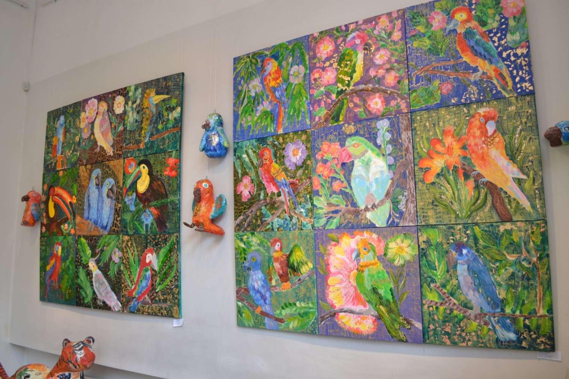 У Чернівцях відкрилась виставка Юного дизайнера
