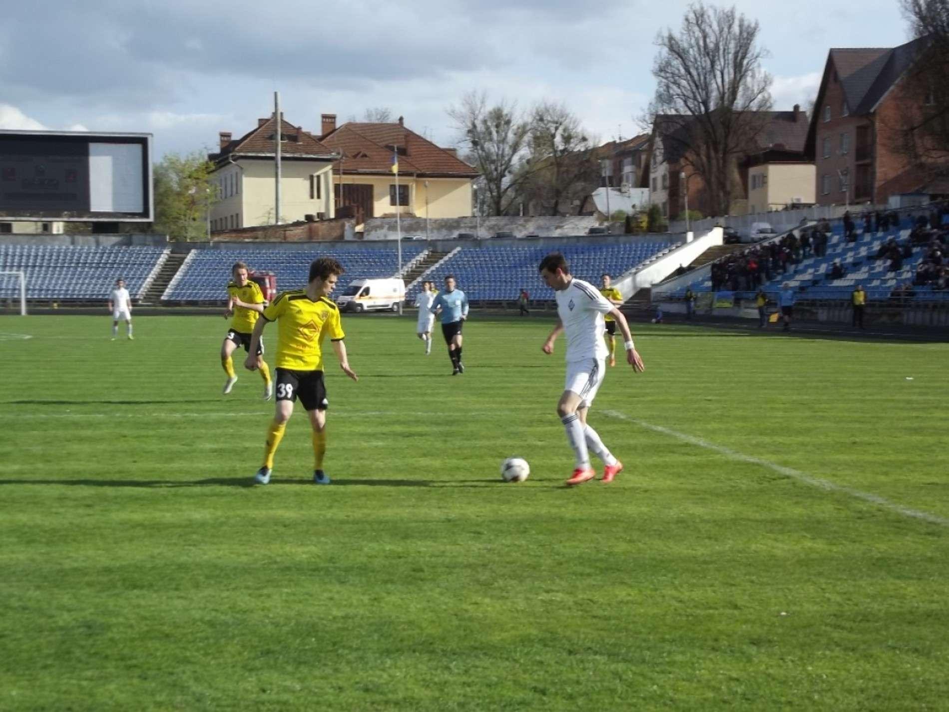 Буковина зіграла внічию з Динамо-2