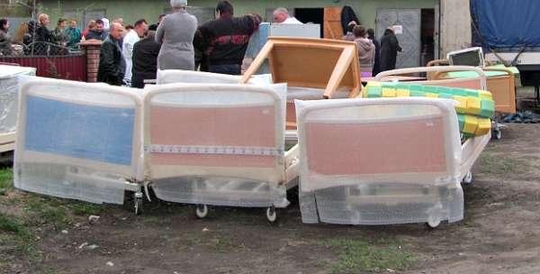 Сторожинецька районна лікарня отримала вантаж на кілька мільйонів
