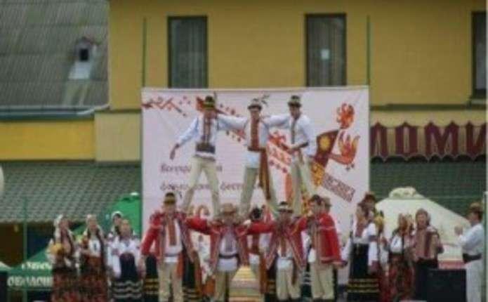 Буковинці виступили на Всеукраїнському фольклорному фестивалі Писанка-2015