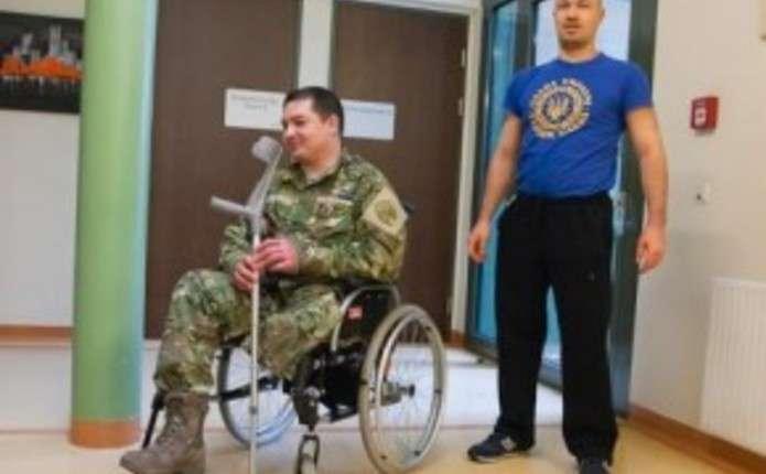 Госпіталь інвалідів війни у Чернівцях стане центром реабілітації учасників АТО