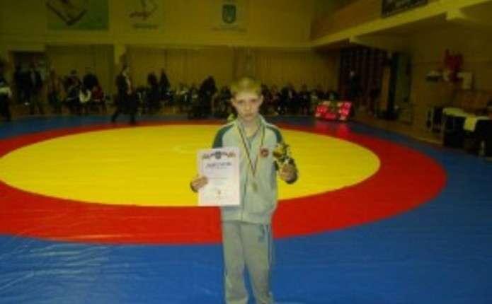 Вихованець ЧОДЮСШ виборов бронзу на міжнародному турнірі