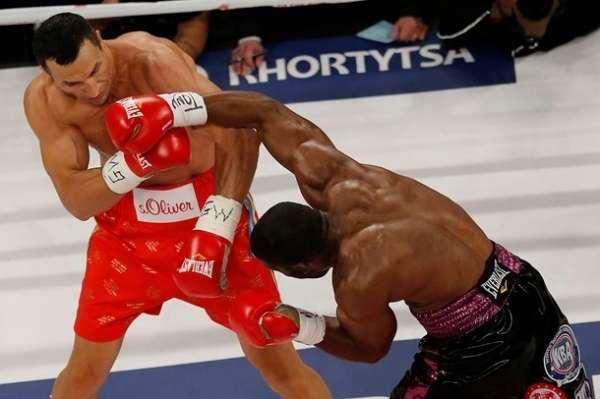 Кличко здобув перемогу у бою з Дженнінгсом