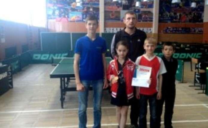 Буковинська тенісистка здобула золото міжнародного турніру