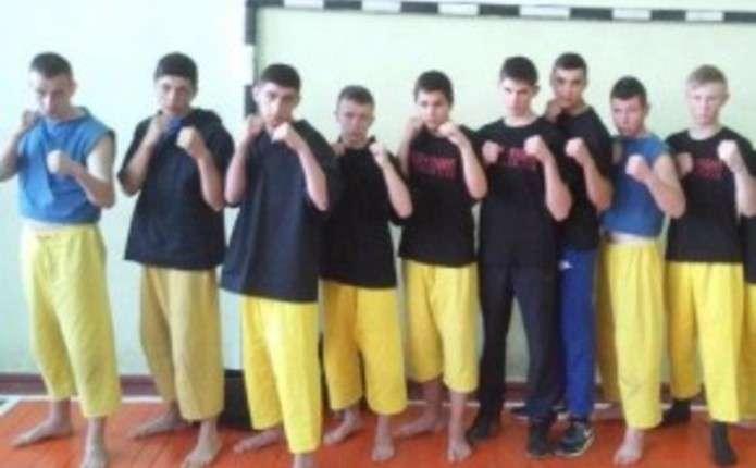 Чернівчани відзначилися на чемпіонаті Тернопільської області із фрі-файту
