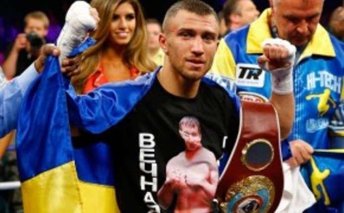 Ломаченко захистив титул чемпіона світу за версією WBO