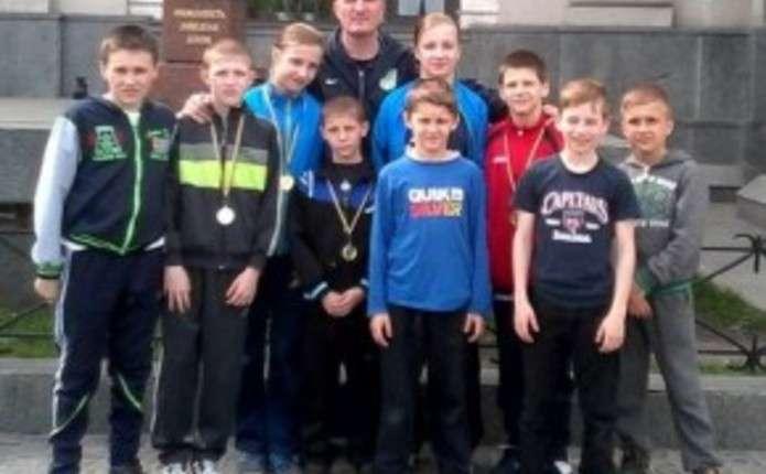 П'ять медалей привезли учні Чернівецької ОДЮСШ зі Львова