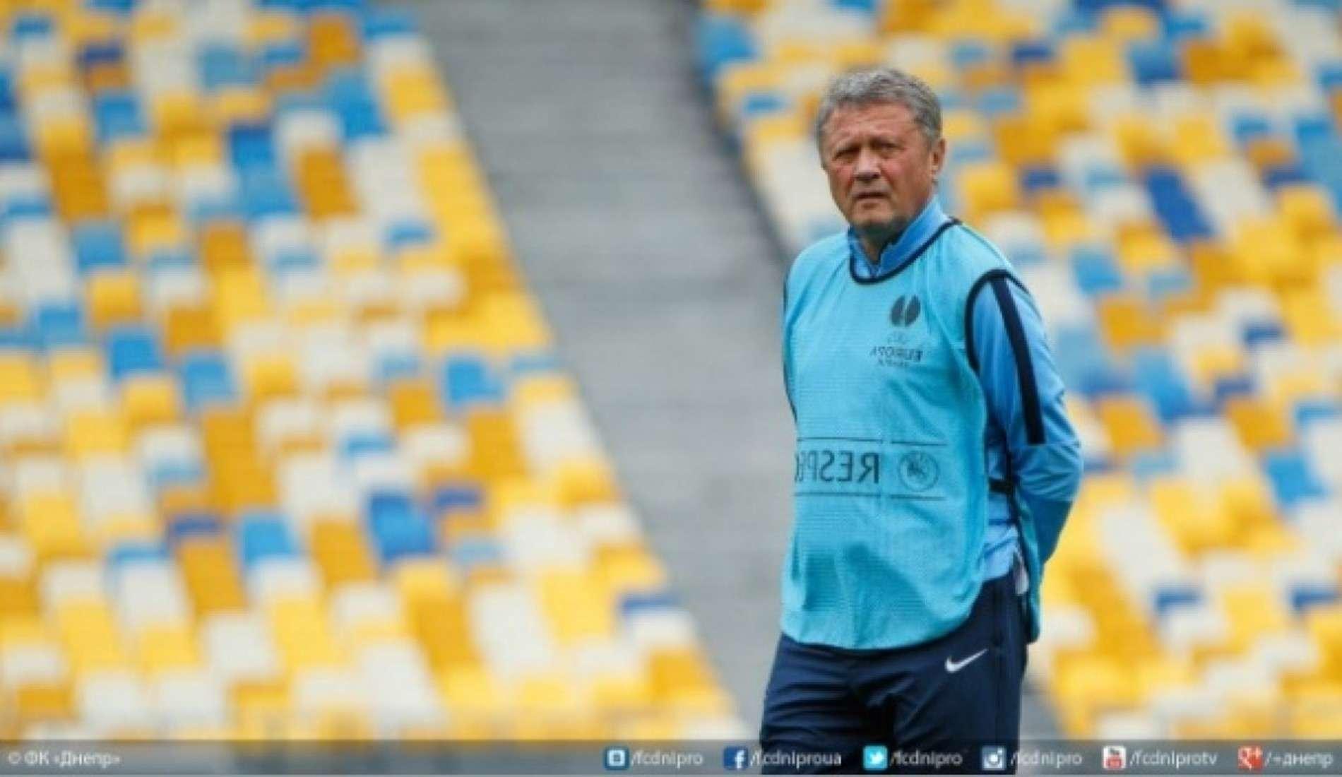 Дніпро і Наполі провели тренування перед битвою за фінал Ліги Європи
