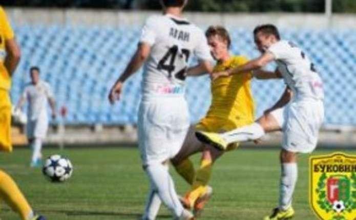 У неділю ФК Буковина зіграє з Геліосом: статистика зустрічей