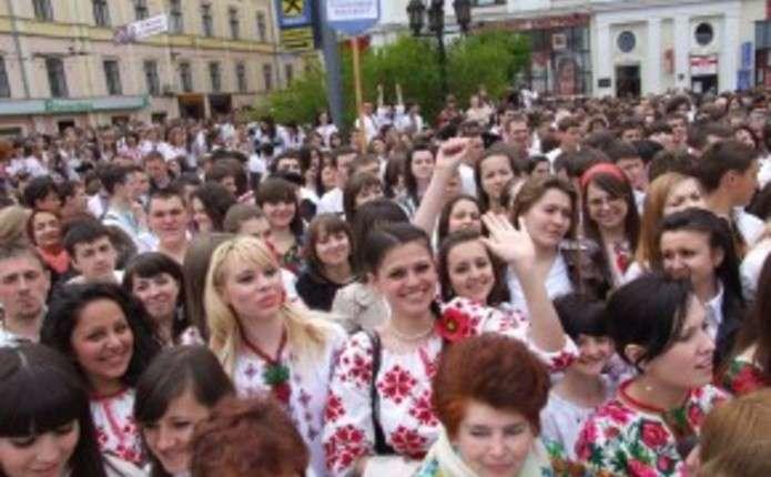 21 травня українці відзначають День вишиванки. Історія свята ... df261fc70c9c1