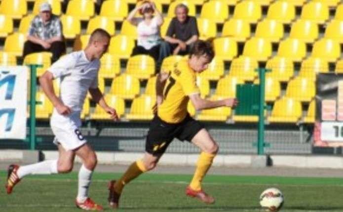 Олександрія переграла чернівецьку Буковину з рахунком 4:1