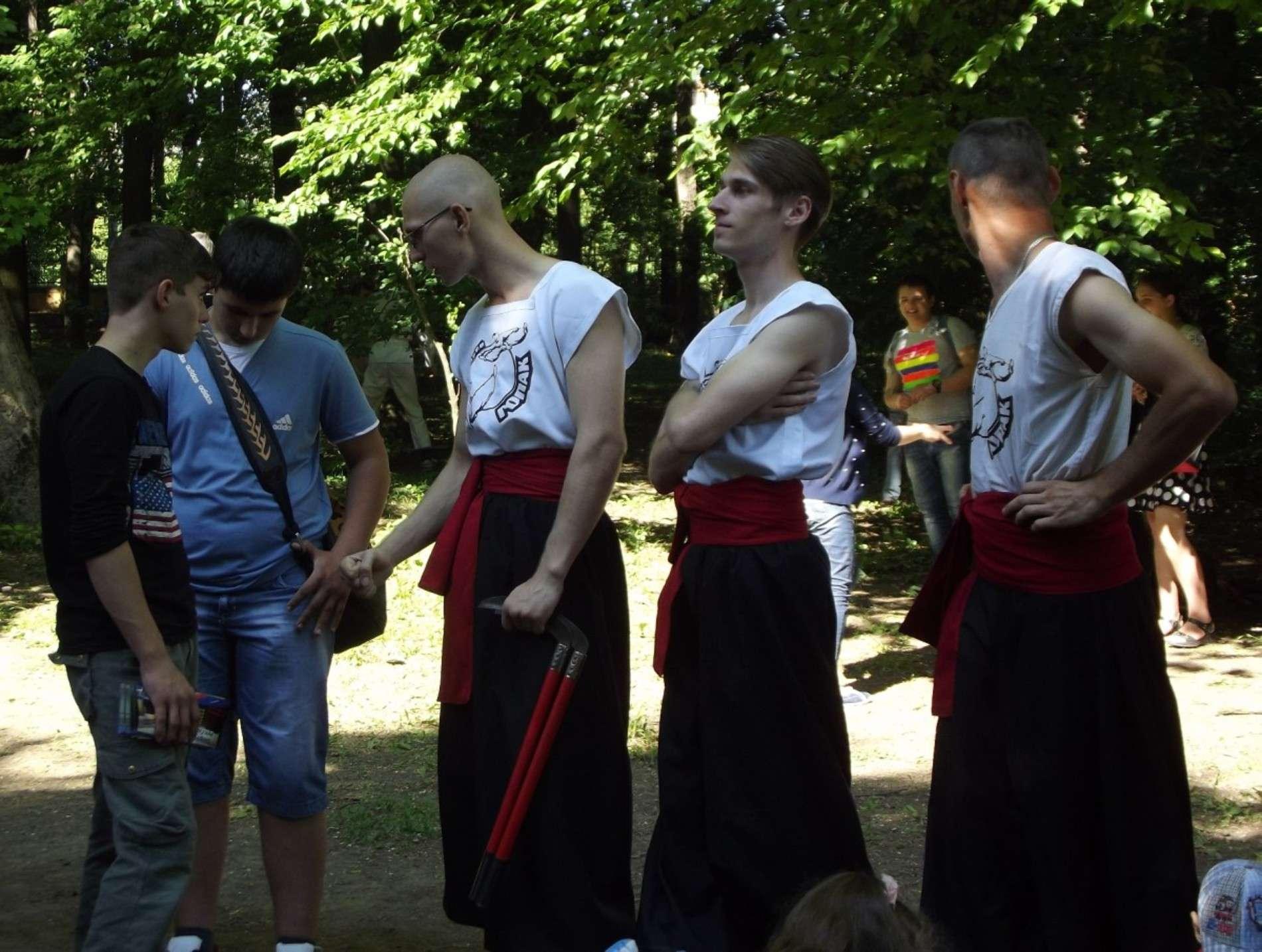 Фестиваль єдиноборств зібрав у Чернівцях не одну сотню глядачів та спортсменів