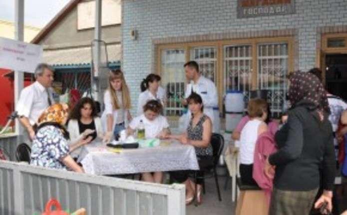 На Новоселиччині обстежили на цукровий діабет понад півтисячі мешканців