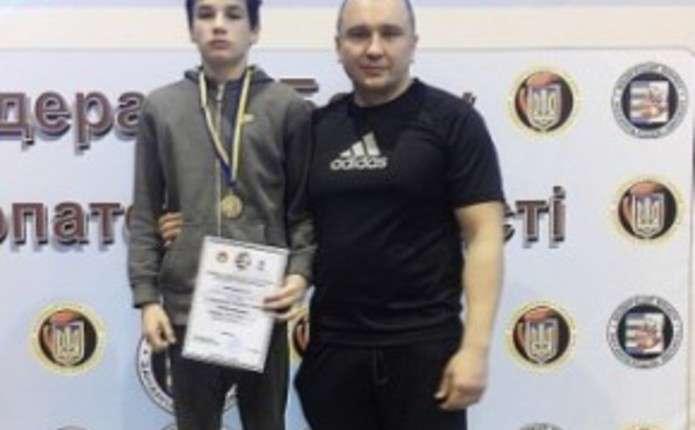 Буковинець став чемпіоном України з боксу