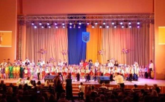 Гала-концерт учасників фестивалю Крок до зірок провели у Чернівцях