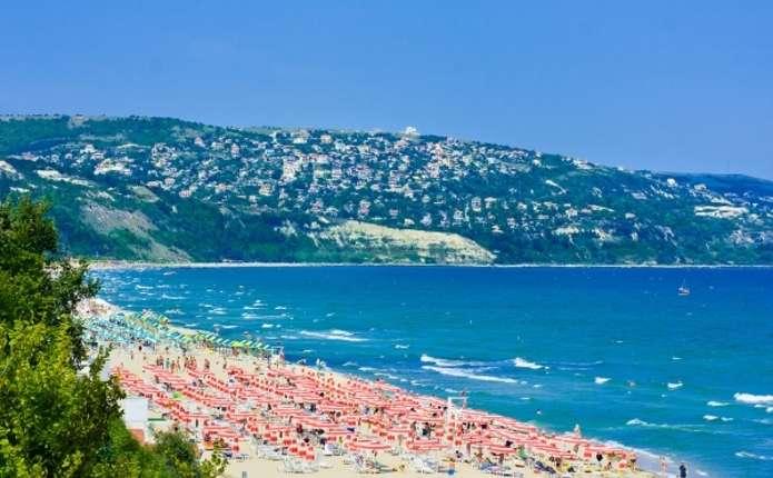 На море до Болгарії за сонцем, теплом і здоров'ям