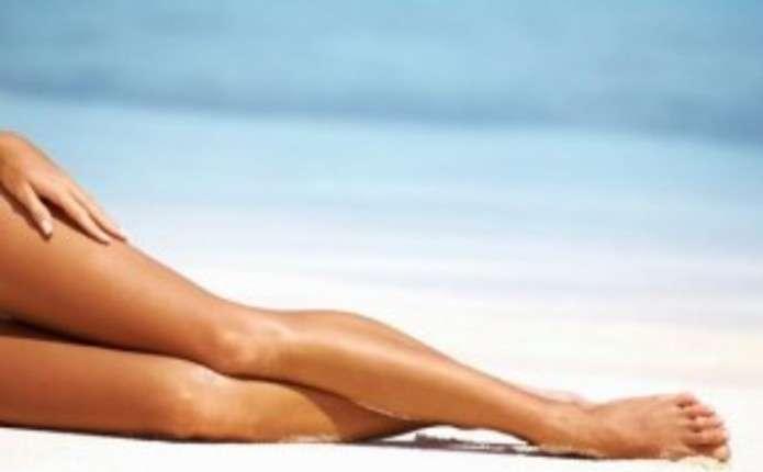Поради на літо: як зробити ніжки ідеальними