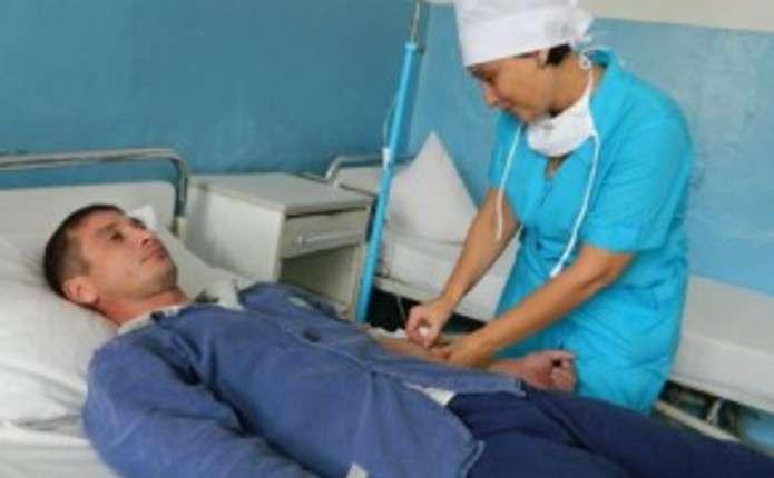 За тиждень через інфекційні хвороби госпіталізували 40 чернівчан