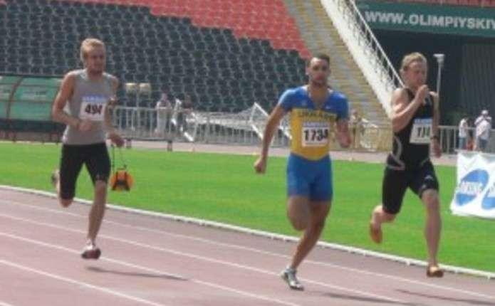 Буковинські легкоатлети привезли три медалі з Кіровограда