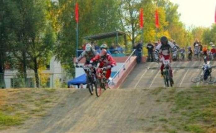 На Буковині провели відкритий чемпіонат області з велоспорту BMX