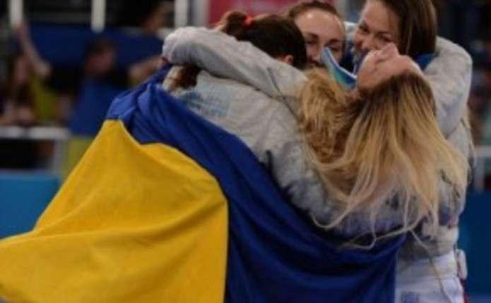 На перших Європейських іграх Україна посіла восьме місце