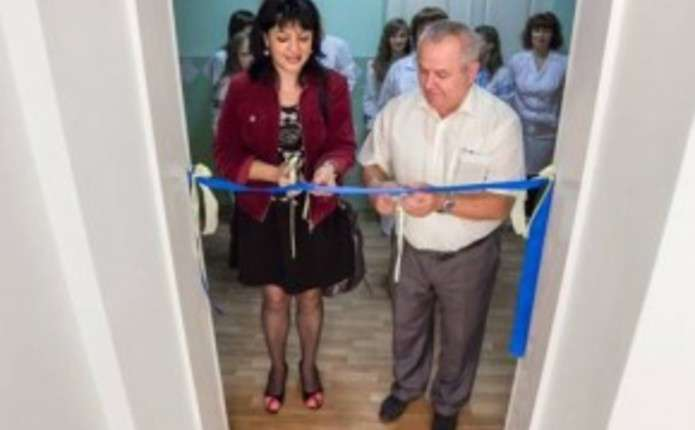 У дитячому санаторії Садгора запрацював стоматологічний кабінет