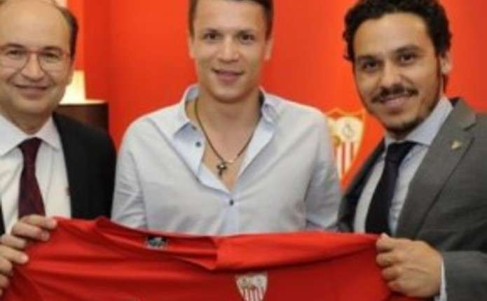 Євген Коноплянка офіційно став гравцем Севільї