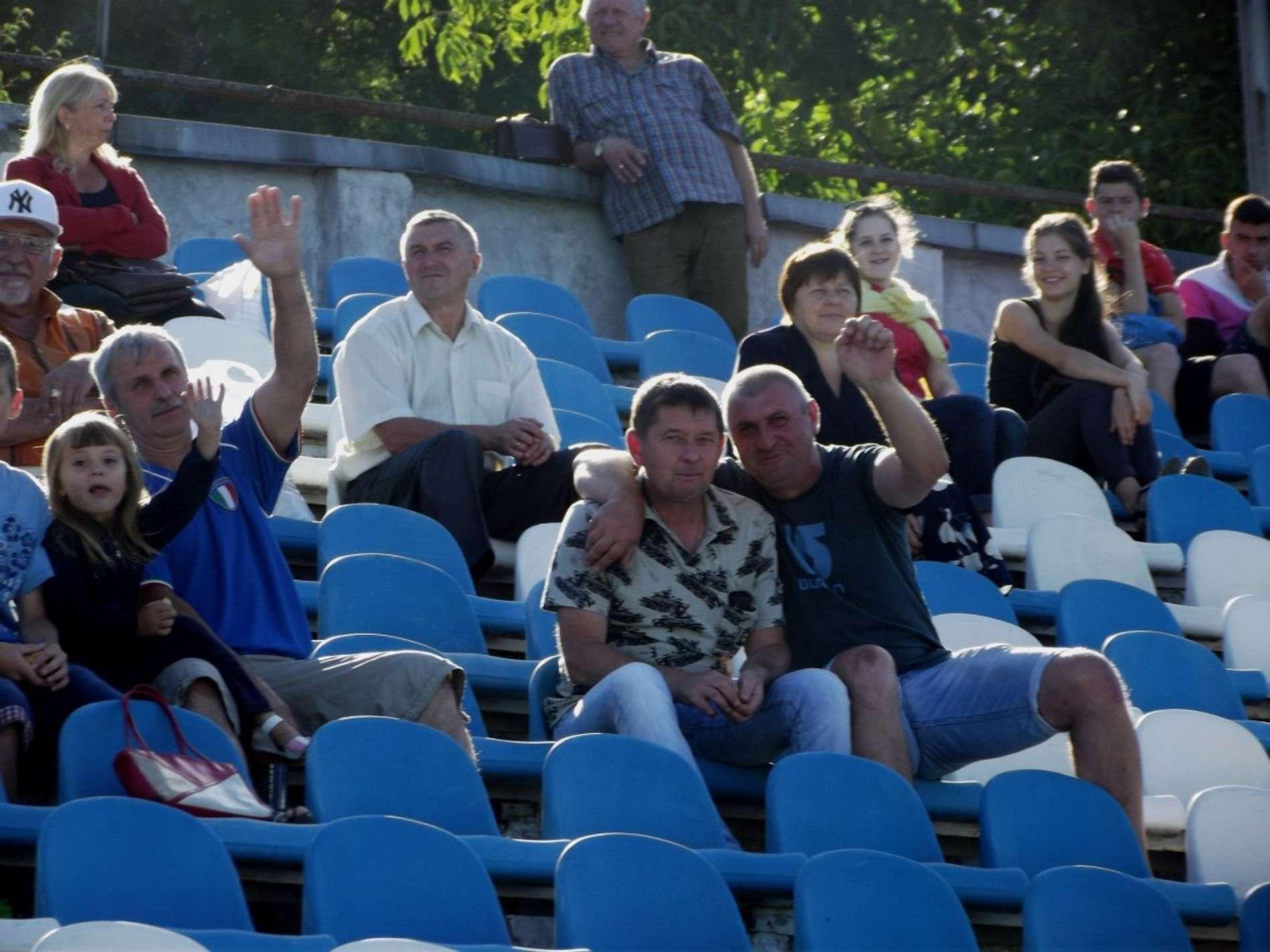 ФК Буковина зіграла зі збірною області з рахунком 3:0