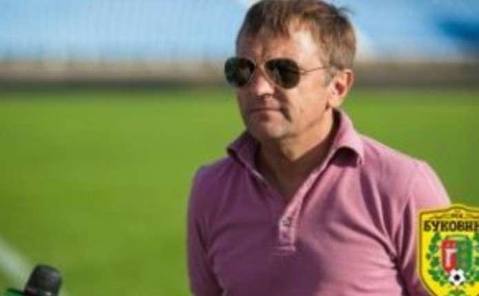 У ФК Буковина підбирають новий склад футболістів