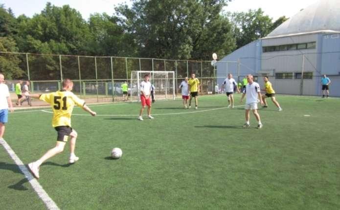 Відбулися міні-змагання з футболу серед рятувальників у Чернівецькій області