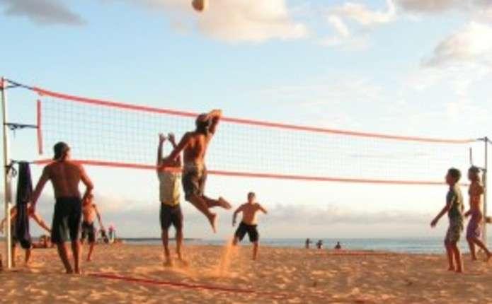 Ліга пляжного волейболу відбудеться на вихідних у Чернівцях
