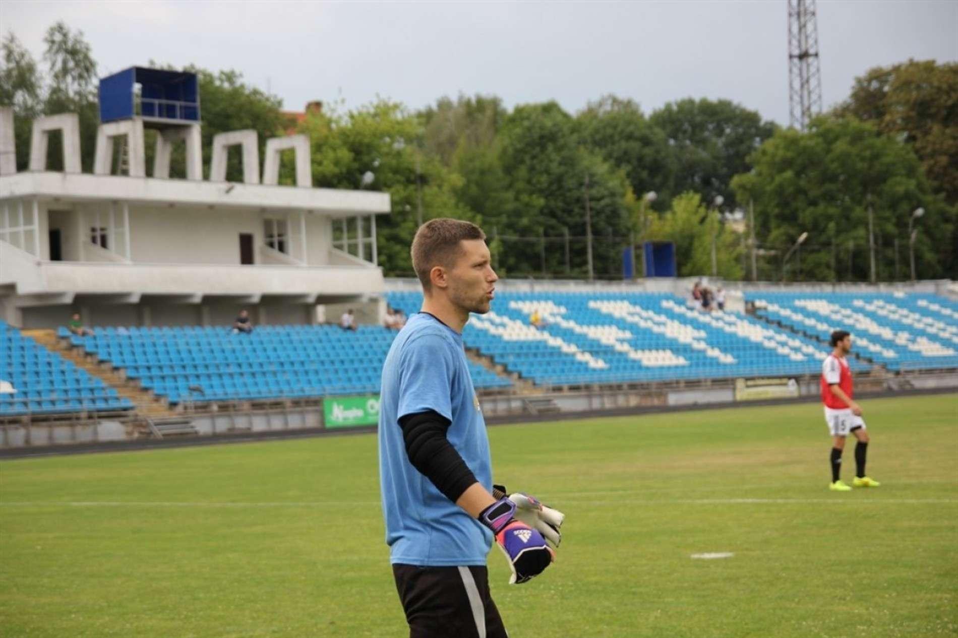 Як ФК Буковина грала вдома із львівським Опором
