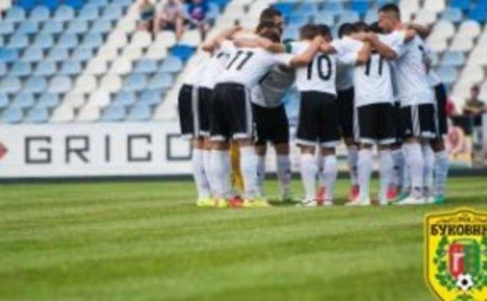 ФК Буковина зіграє проти одеської команди Реал Фарма