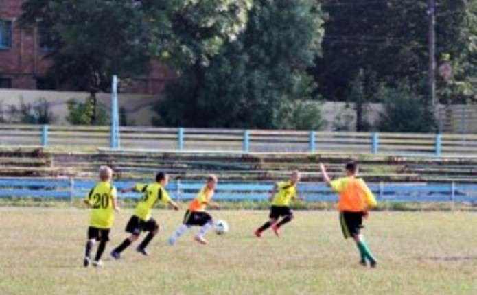 У Сторожинці відбувся футбольний матч, присвячений пам'яті Доскалюка