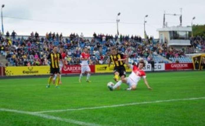 У другій лізі ФК Буковина побила рекорд сезону
