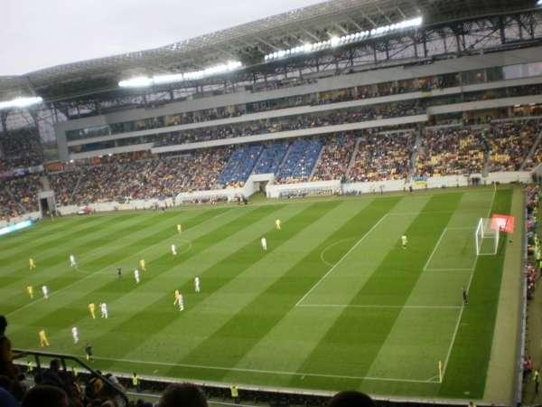 Чернівчани побували на футбольному матчі Україна - Білорусь