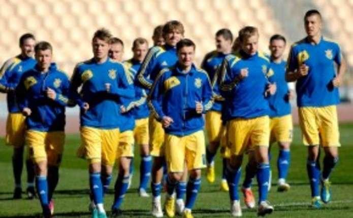 Збірна України піднялася на 9 місце у рейтингу УЄФА
