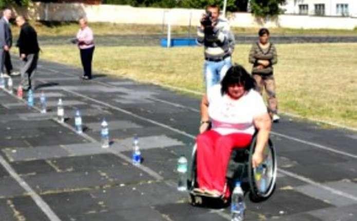 На Буковині відбулася 8 спартакіада організації Союзу організацій інвалідів