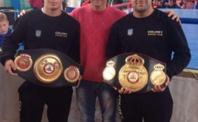 Чернівецькі боксери привезли 5 нагород з Вінниччини