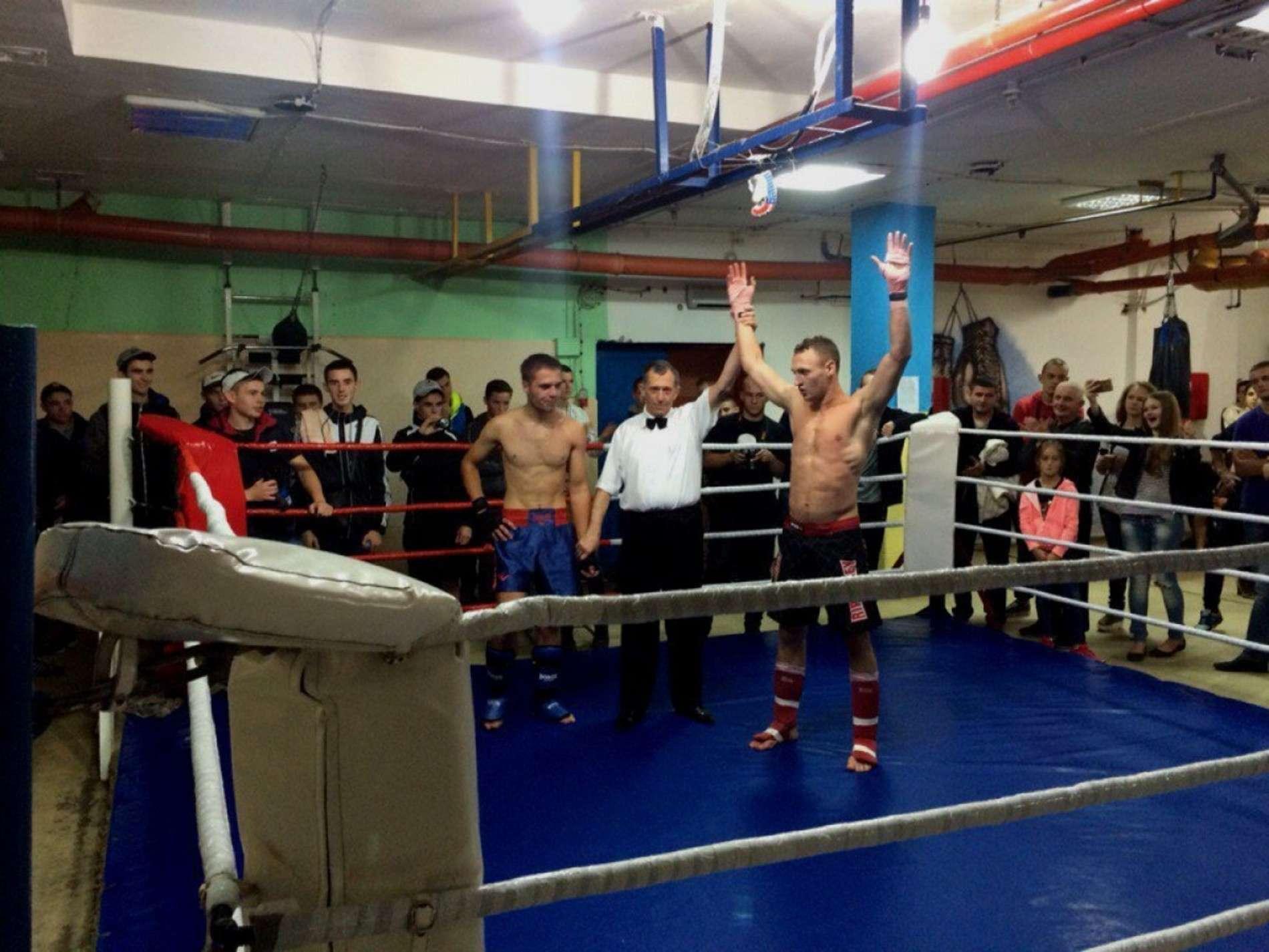 Відбулося змагання з кікбоксингу у Чернівцях