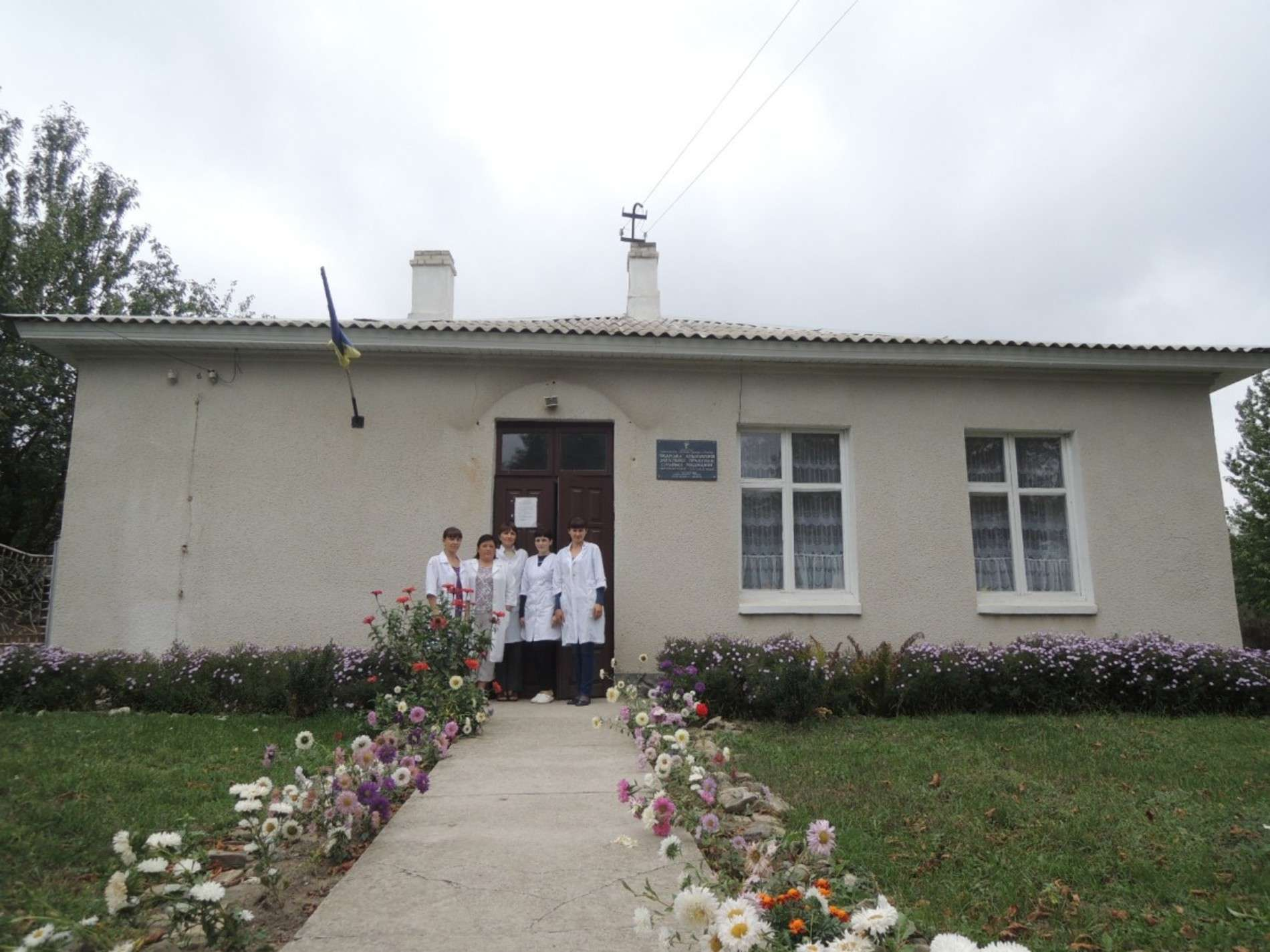 Амбулаторія у Черепківцях приймає до 15 людей щоденно