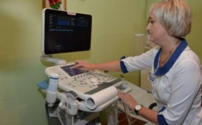 У чернівецькій лікарні № 4 презентували новий УЗД-сканер виробництва Італії