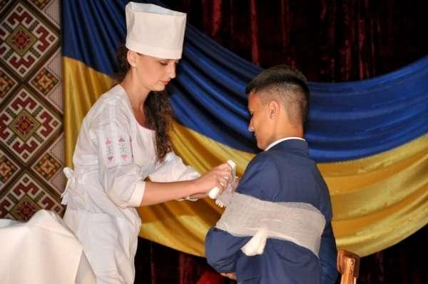 Чернівчанка вперше стала кращою медсестрою України