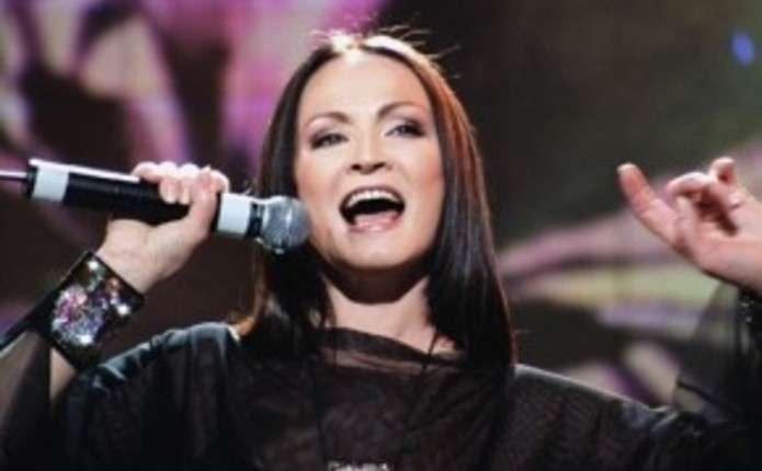 Софія Ротару заспівала у Кремлі