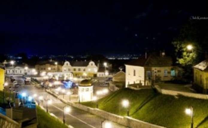 Чернівці потрапили до списку міст з найкрасивішими вечірніми пейзажами