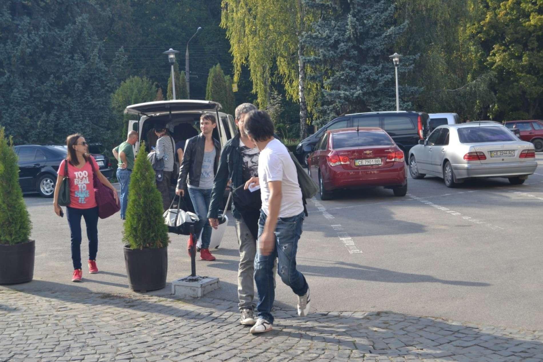 Арсен Мірзоян привітав чернівчан з Днем міста