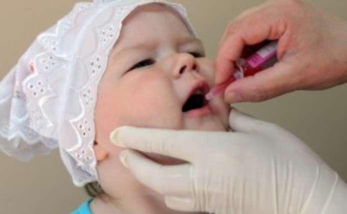 На Буковині ситуація з вакцинацією проти поліомієліту краща, ніж в інших регіонах