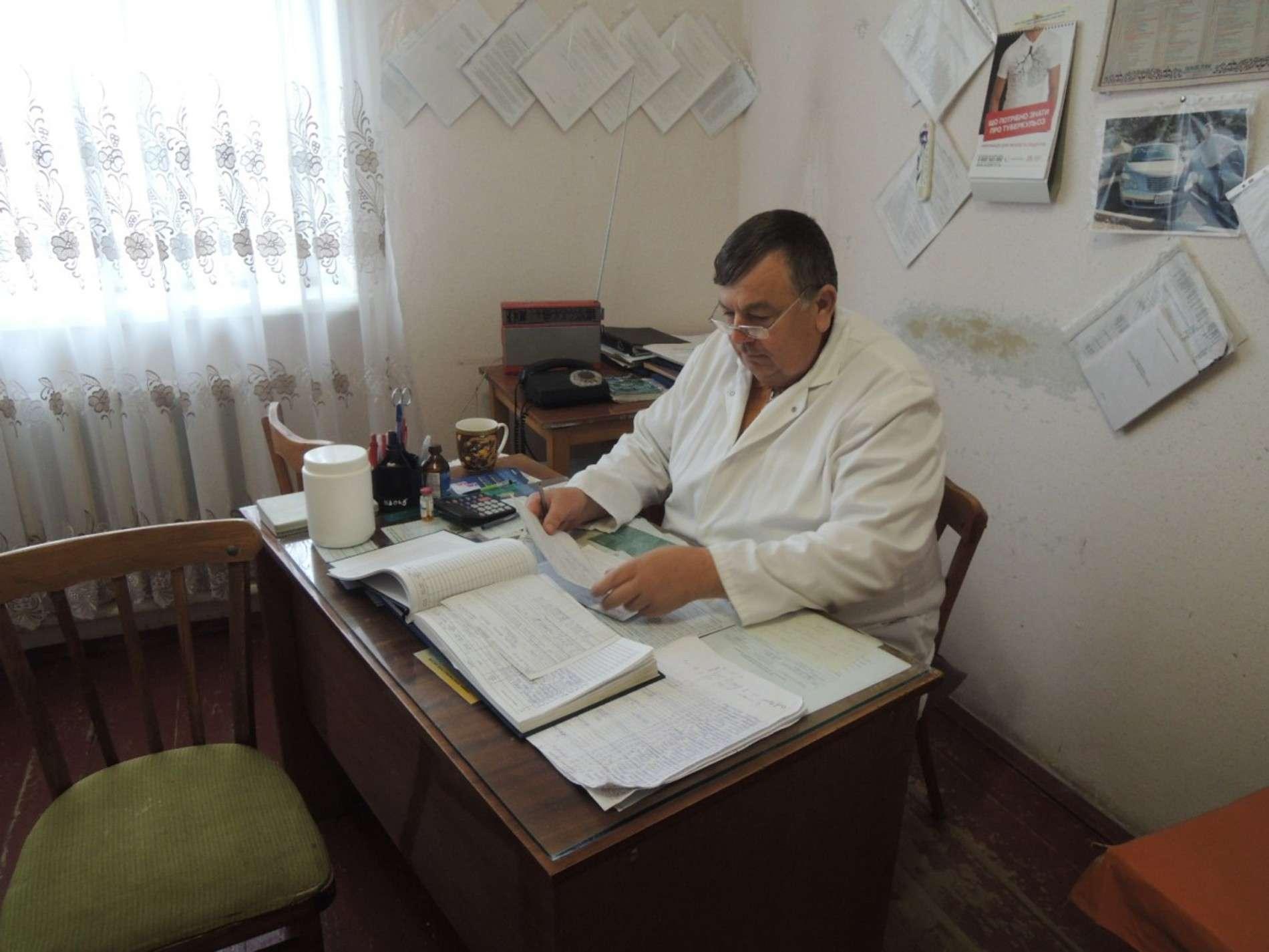 Амбулаторії у Тарашанах не вистачає лабораторії
