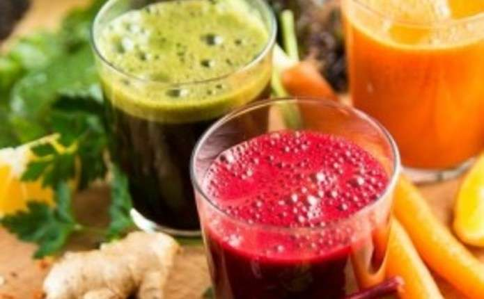 Свіжі соки допоможуть відновити здоров'я