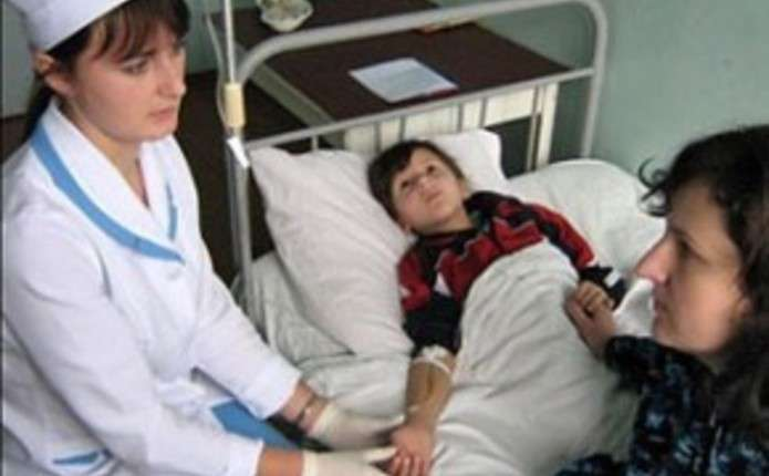 За тиждень у Чернівцях - 100 випадків інфекційних захворювань